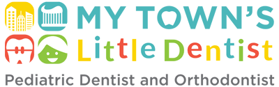 My Town's Little Dentist Small Logo